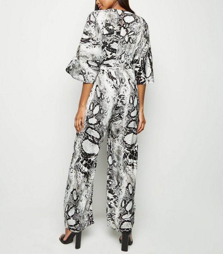 fbbe834e66c ... Snake Print Kimono Sleeve Jumpsuit. ×. ×. ×. Shop the look