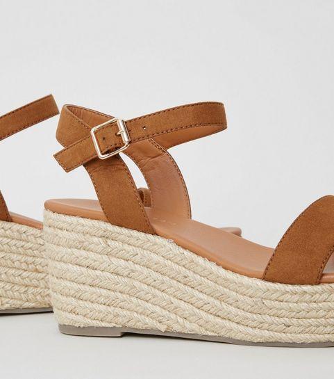 2bcb8cbd00b Wedges | Wedge Shoes & Wedge Sandals | New Look