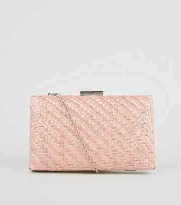 9d44b62fc06 Clutch Bags | Embellished Clutch Bags & Clutches | New Look