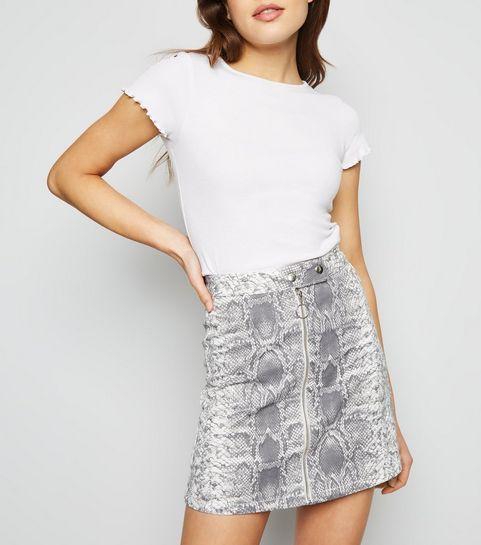 914f4d1b1801e7 Jupes en jean Femme | Jupes mini & mi-longues | New Look