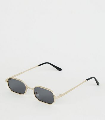 Black Tinted Lens Sunglasses