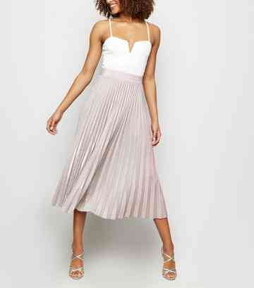 f3d3032718 Women's Midi Skirts | Calf Length Skirts | New Look