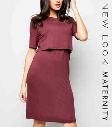 703e244f0390fb Nursing Dresses | Breastfeeding Dresses | New Look