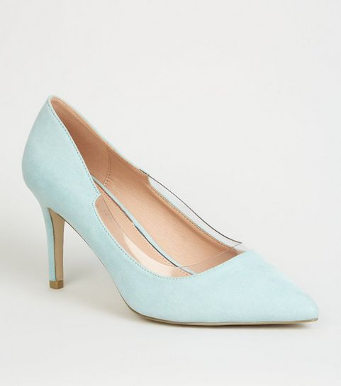 Weite Damenschuhe Flache Schuhe Pumps Stiefel New Look