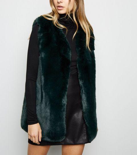 282c66f7838ed Vestes Sans Manches Femme   Manteaux   doudounes   New Look