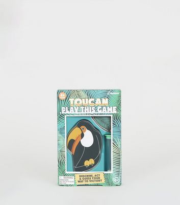 Green Toucan Describe Act and Guess Game