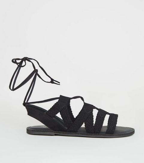 adc97187cc Girls' Sandals | Flip Flops & Platform Sandals | New Look