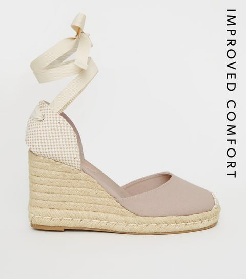 d8e3d52a51 Women's Wedge Shoes | Espadrille Wedges & Flatforms | New Look