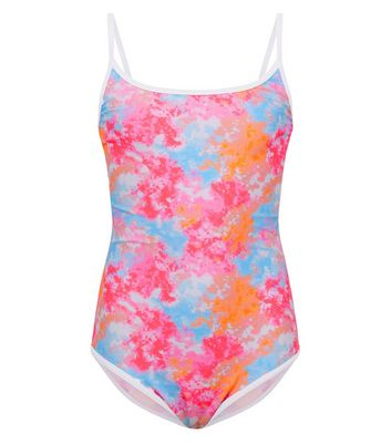 Girls Swimwear Girls Bikinis Swimming Costumes New Look