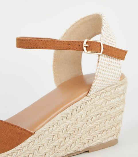 1878f16d12c Women's Espadrilles | Espadrille Wedges & Sandals | New Look