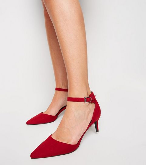 769b33c58e7 Top 10 Punto Medio Noticias | New Look Uk Red Shoes