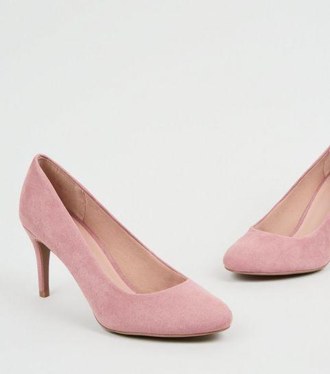 17b77779a70 Court Shoes | Block Heel Court Shoes & Court Heels | New Look
