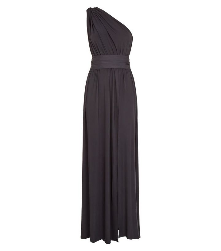 4576c09b9426 ... Black Multiway Side Split Maxi Dress. ×. ×. ×. Shop the look