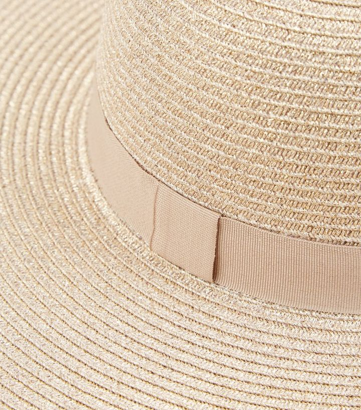 14b94986 ... Rose Gold Woven Straw Effect Floppy Hat. ×. ×. ×. Shop the look