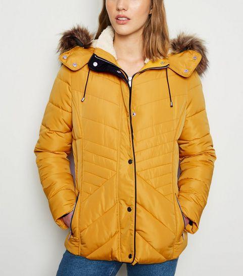 876802c6f70 Puffer Jackets | Womens Puffer Jackets & Coats | New Look