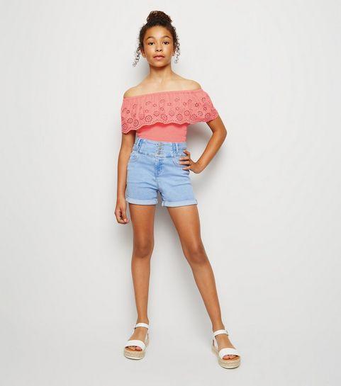 c21677b797b Girls' Tops | Girls' Checked Shirts & Crop Tops | New Look