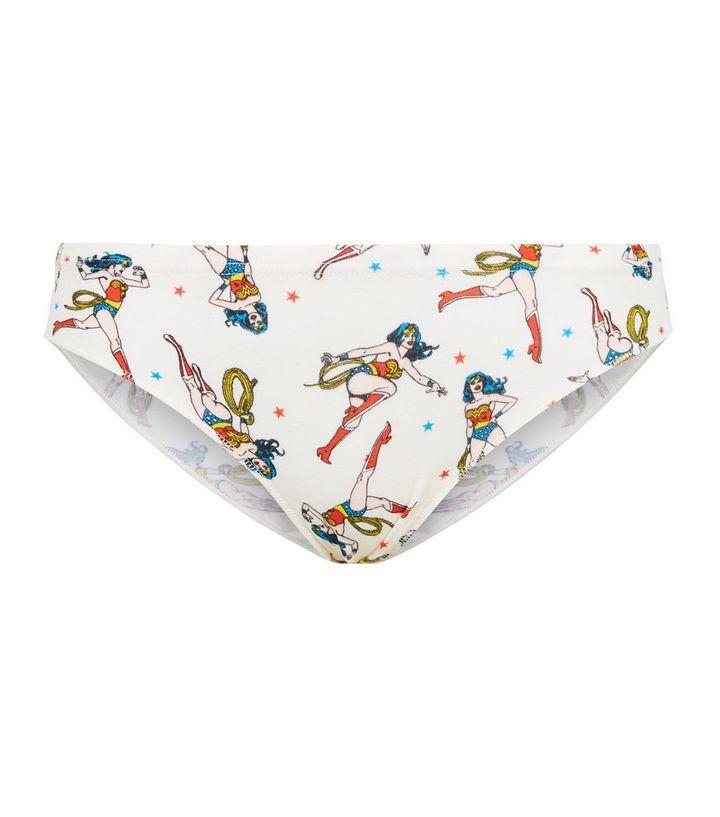 8186332e660d ... White Wonder Woman Bikini Briefs. ×. ×. ×. Shop the look