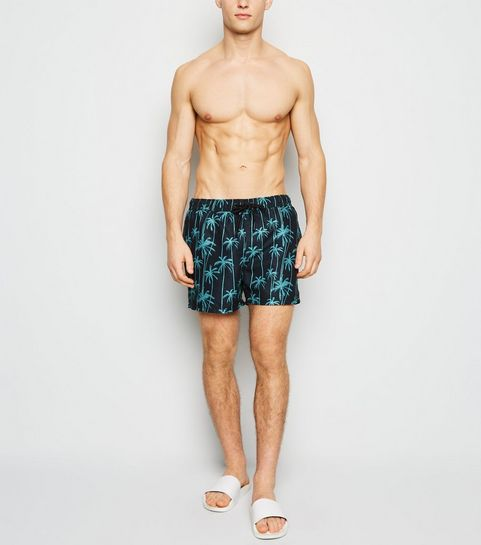 d9563a106789f Men's Swim Shorts | Swimming Shorts & Trunks | New Look