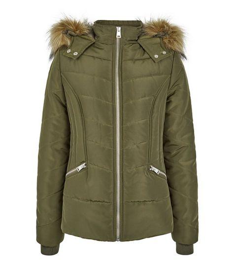 ce6a369f9f2 Girls' Jackets & Coats | Denim Jackets & Parka Coats | New Look