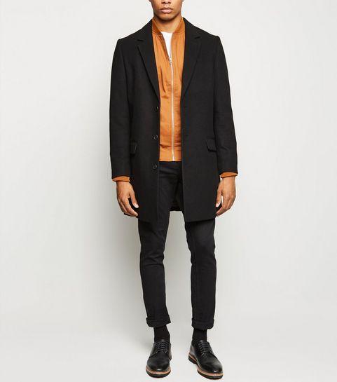 5bebf5b07e9db Men's Coats   Men's Overcoats & Raincoats   New Look