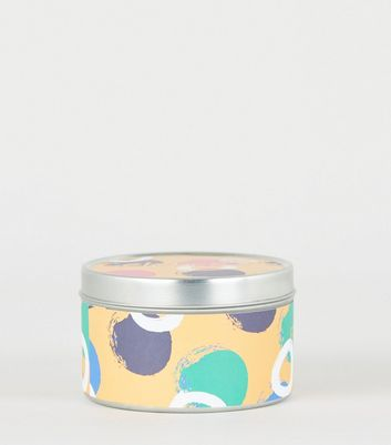 Orange Celebrate Fruit Treats Scented Candle