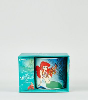 Blue Disney Ariel Under The Tea Mug