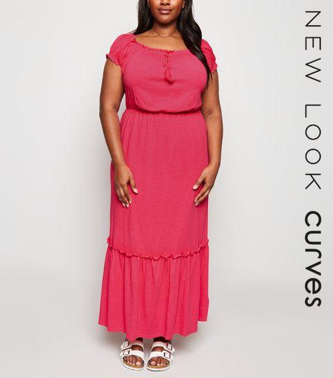 ff05a4900c21 Plus Size Dresses | Dresses for Curvy Women | New Look