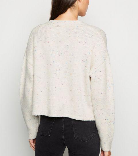 ea8c9109e78 Cream Knitwear | Cream Jumpers & Cardigans | New Look