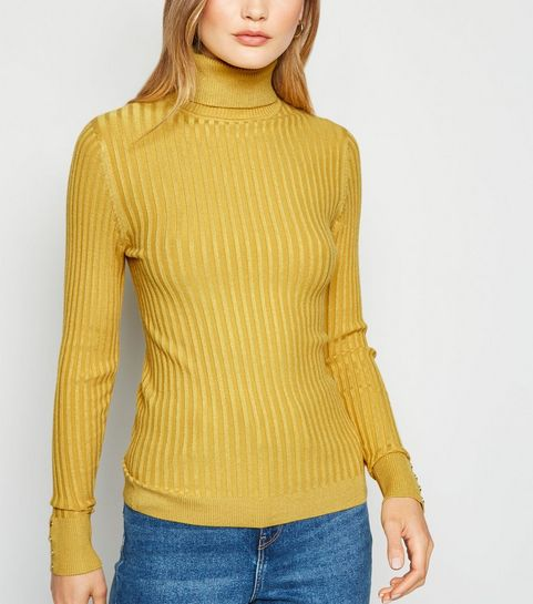 c9f4b3ac648 Turtle Neck Jumpers | Polo & Roll Neck Jumpers | New Look