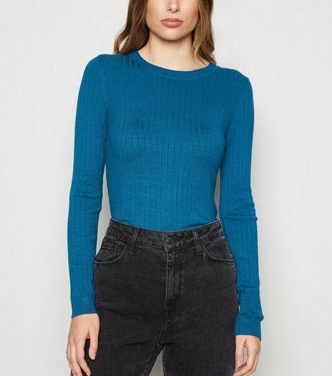 finest selection 8c84e fad7b Blaue Pullover Für Damen | Hell- & Dunkelblau | New Look