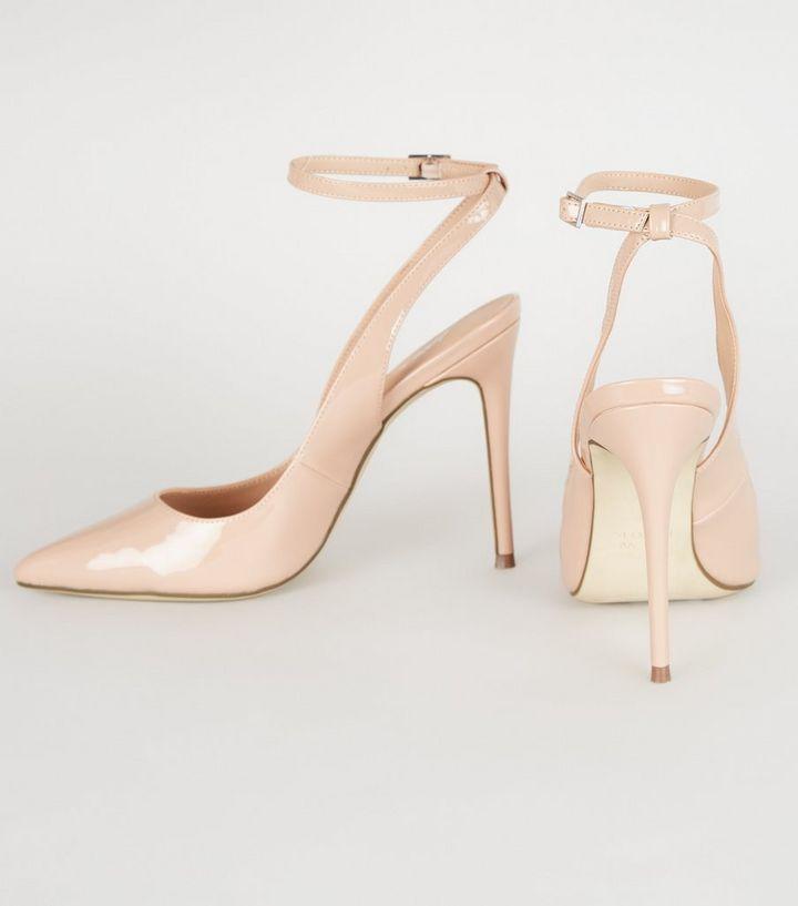 a1f08d4481 ... 2 Part Slingback Stiletto Heels. ×. ×. ×. Shop the look