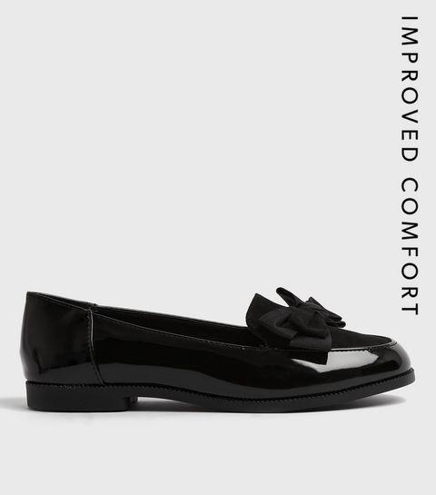 672630346dafc4 Women's Loafers | Women's Tan & Black Loafers | New look