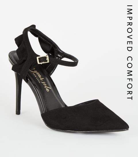edeaa77875 Women's Court Shoes | Black & Nude Court Shoes | New Look