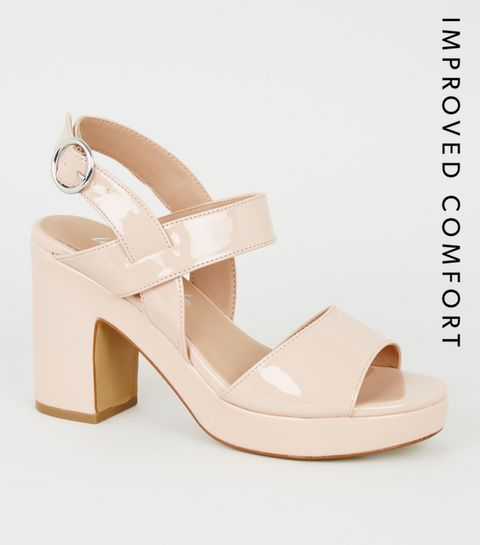 eeee328f5159 Block Heels | Womens Block Heel Shoes | New Look