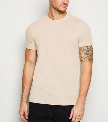 lookst shirt mit rundhalsausschn