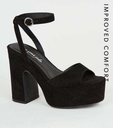 2bd208c915bcfc Chaussures femme | Bottes, escarpins & baskets | New Look