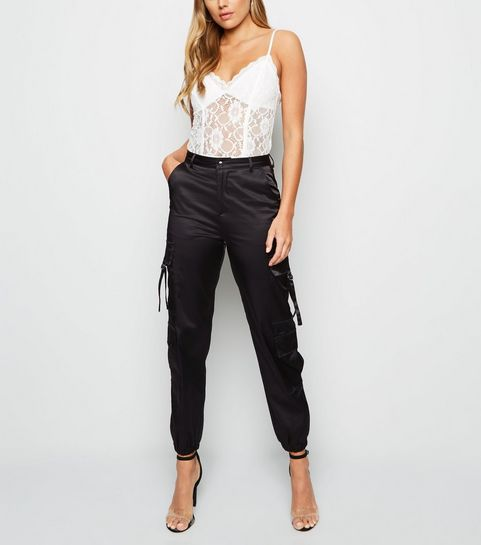 68699f0910aa Women's Trousers | Flared Trousers & Summer Trousers | New Look