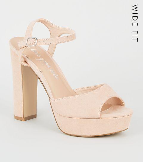 bcdf1fe29c Block Heels | Womens Block Heel Shoes | New Look