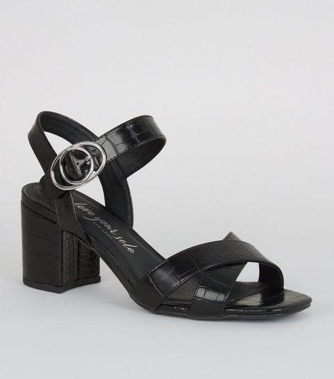 c2cd8801e65 Mid Heel Shoes | Mid Heel Sandals & 3 Inch Heels | New Look