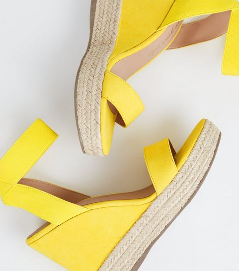 0319a522b2f Women's Wedge Shoes | Espadrille Wedges & Flatforms | New Look