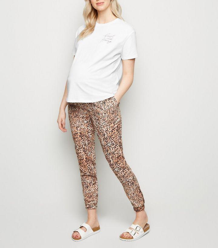 8f69f19cfab ... Maternity White Sweet Like Honey Slogan T-Shirt. ×. ×. ×. Shop the look