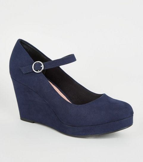14cf8565f3ffc Wedges | Wedge Shoes & Wedge Sandals | New Look