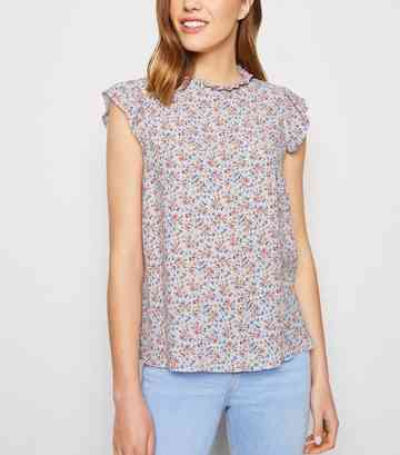 86c359feb2f1db Women's Blouses | Floral, Satin & Chiffon Blouses | New Look
