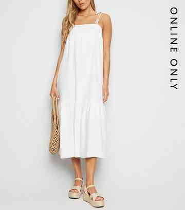 9f6dbc9fb29 Midi Dresses | Knee Length Dresses | New Look