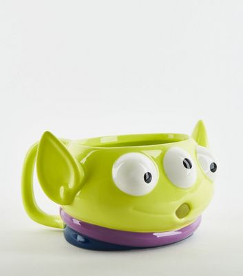 Green Alien Disney Toy Story Mug