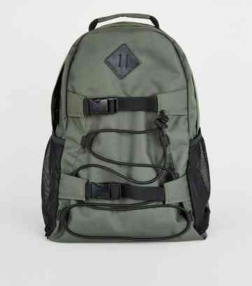Khaki Large Hiker Backpack