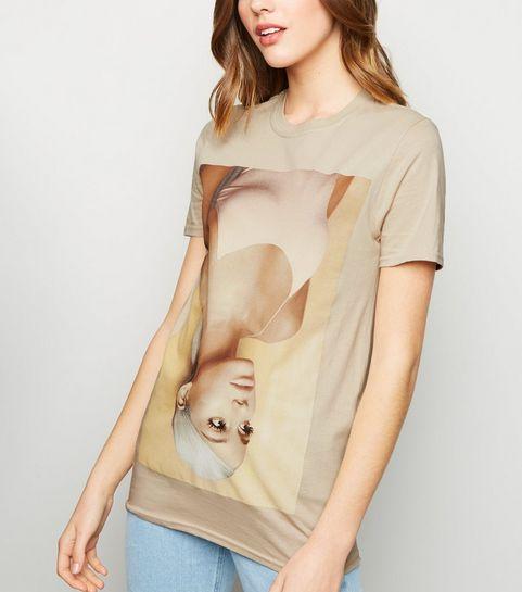 ... Stone Ariana Grande Sweetener Album T-Shirt ... 537a45ee0