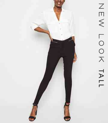 5f6519e1f1492 Tall Trousers   Long Length Trousers   New Look