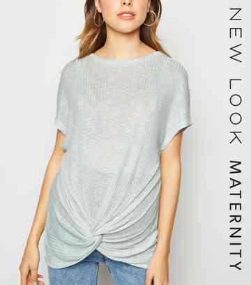 5e97e59e766 Maternity Tops   Maternity Shirts & Nursing Tops   New Look
