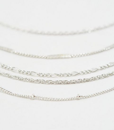 67a90641324d1 Necklaces | Chains, Long Necklaces & Pendant Necklaces | New Look
